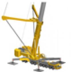 Liebherr LTM 11200.9  truck crane