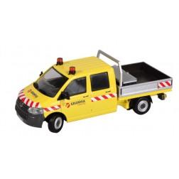"""Volkswagen T5 Crewcab - """"Granvia"""""""