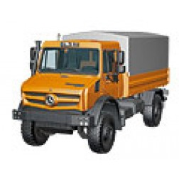 "Mercedes Unimog U 5000 ""Orange"""