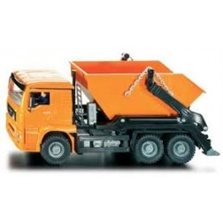 MAN TG450a skip loader truck