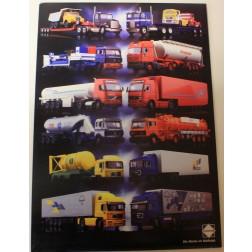 Poster of Conrad truck models