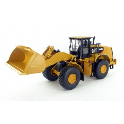 Caterpillar 980K Wheel Loader - Material Handling Configuration