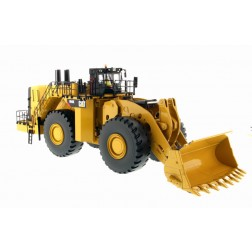 Caterpillar 994K Wheel Loader with Rock Bucket - High Line Series