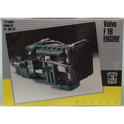 VOLVO F16 EINGINE KIT BY POUCHER