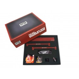 49 PIECE LIFTING KIT WITH SPREADER BARS-RED