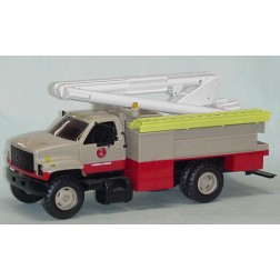 GMC linemans truck 'VIRGINIA POWER' plastic