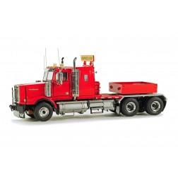 Western Star 4964SX-1 Heavy Tractor w/Ballast Box - Red