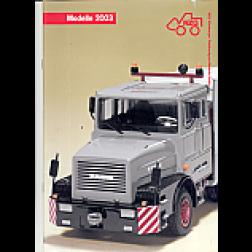 NZG 2003 catalog