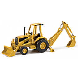 Cat 416 tractor backhoe loader