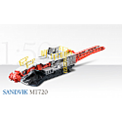 Sandvik road header