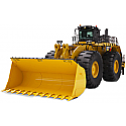 Caterpillar 994 H wheel loader