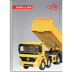 NZG 2005 catalog