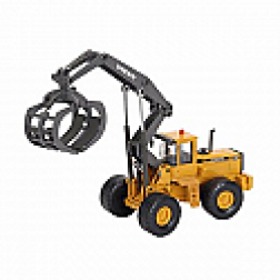 Volvo L 180 highlift grapple