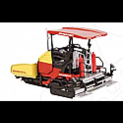 DynaPac SD2500 CS track paver