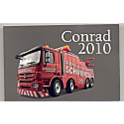 Conrad 2010 mini catalog