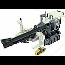 Wirtgen sp 15 slip form paver with conveyer