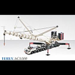 Terex AC 1000 truck crane
