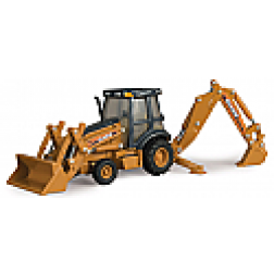 CASE 580 SUPER N TRACTOR BACK HOE LOADER