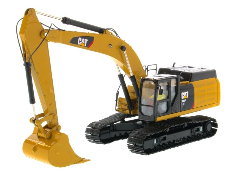 Caterpillar Decals Heavy Equipment >> Caterpillar 349F L XE Hydraulic Excavator - High Line Series-PREORDER - Latest Product