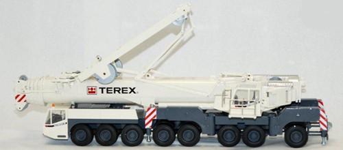 terex demag ac 500 2 truck crane conrad diecast wg. Black Bedroom Furniture Sets. Home Design Ideas
