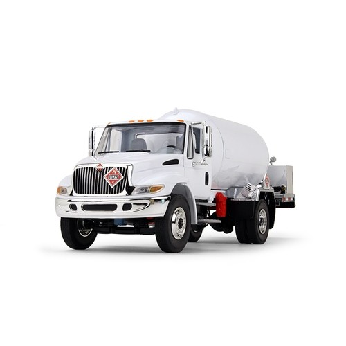 International DuraStar with Propane Body