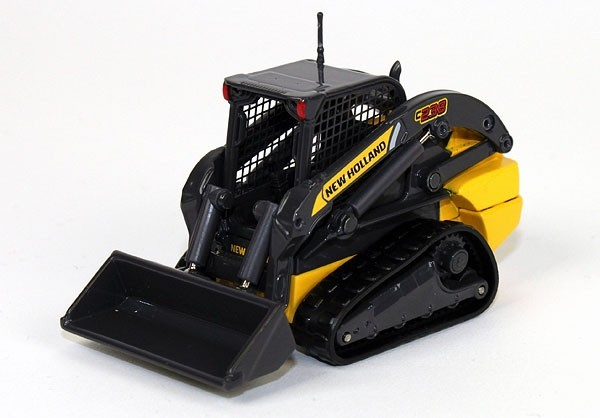 New Holland C238 Tracked Skid Steer