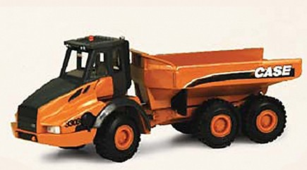 Case 330 articulated dump truck