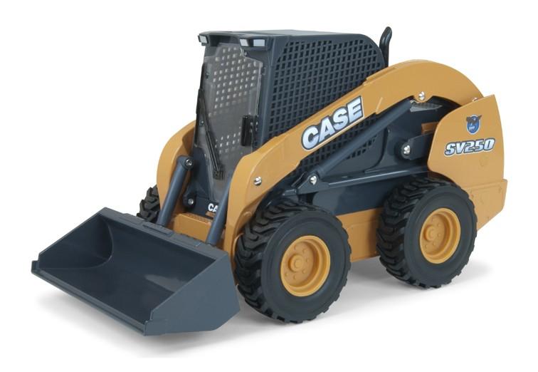Case SV 250 wheel skid loader