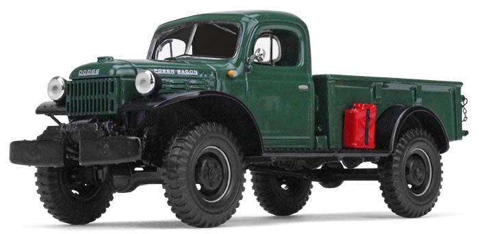 1949 Dodge Power Wagon Express Pickup