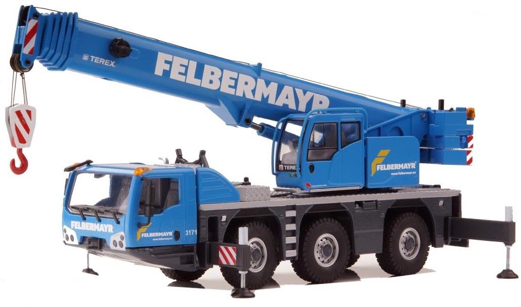 """Terex 3160 Challenger Mobile Crane-""""Felbermayer"""""""