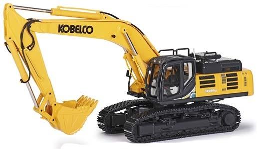 Kobelco SK500LC-10 Crawler Excavator - US Version