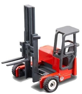 Moffett Truck-Mount Carrying Forklift