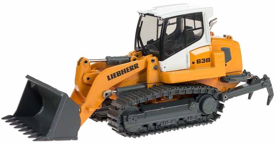 LIEBHERR LR636 CRAWLER LOADER
