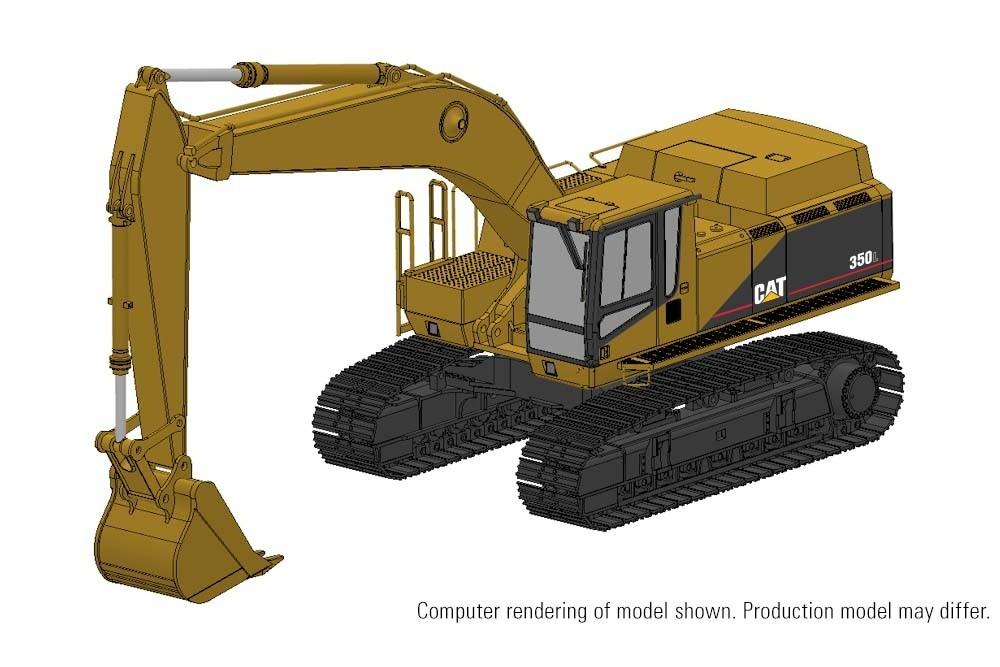 Cat 350L Hydraulic Excavator – Die-cast-PREORDER