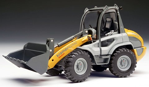 Kramer Allard 580 wheel loader