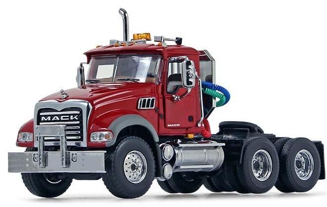 Mack Granite MP Cab Only-Red