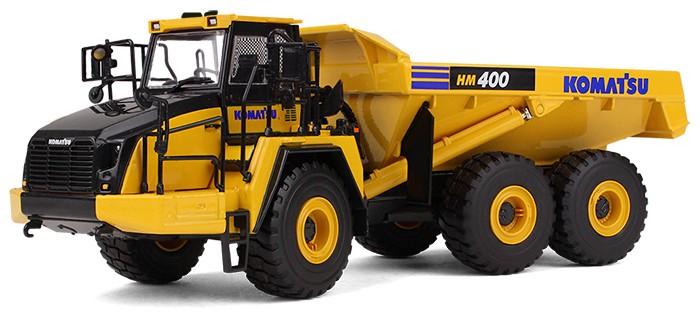 Komatsu HM400-5 Articulated Dump Truck