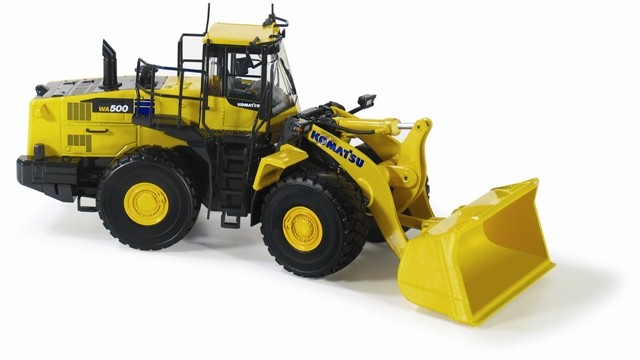 Komatsu WA 500-7 wheel loader