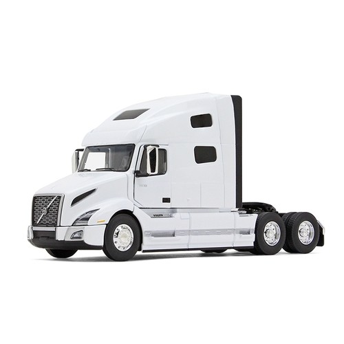 Volvo Vnl 760 Sleeper Cab White