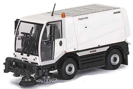 Bucher Municipal CityCat 5006 Compact Sweeper