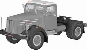 Scania L60 single axle tractor