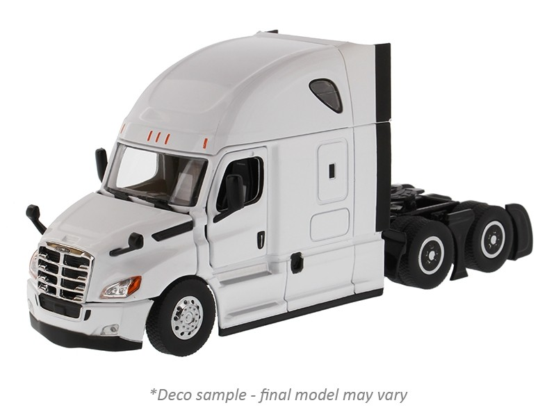 Freightliner New Cascadia with Sleeper in Pearl White - Cab Only