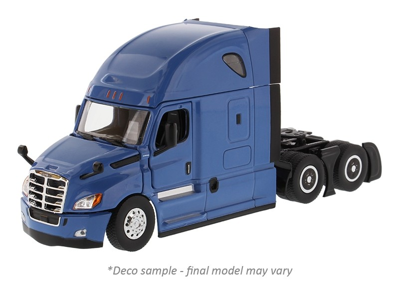 Freightliner New Cascadia with Sleeper in Blue - Cab Only