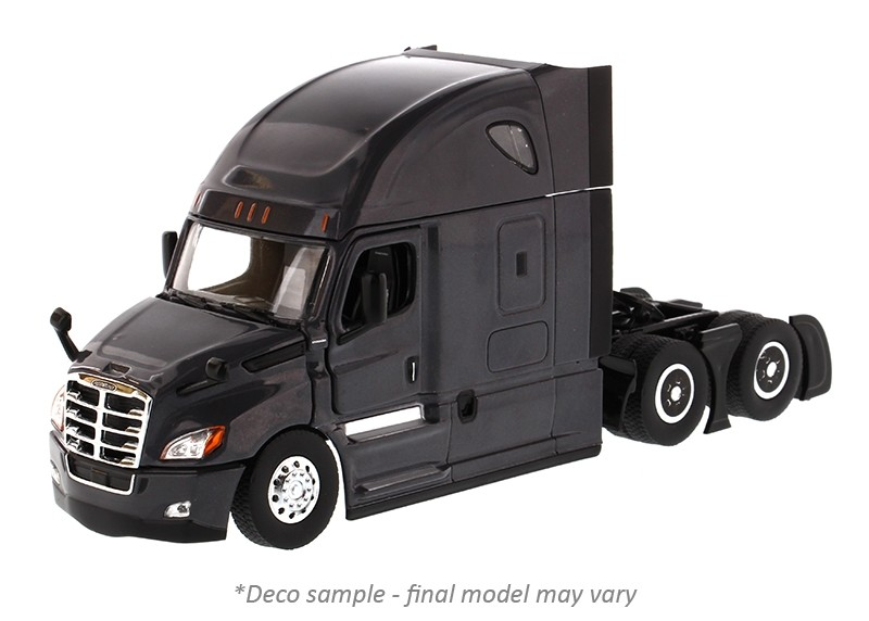 Freightliner New Cascadia with Sleeper in Dark Grey - Cab Only