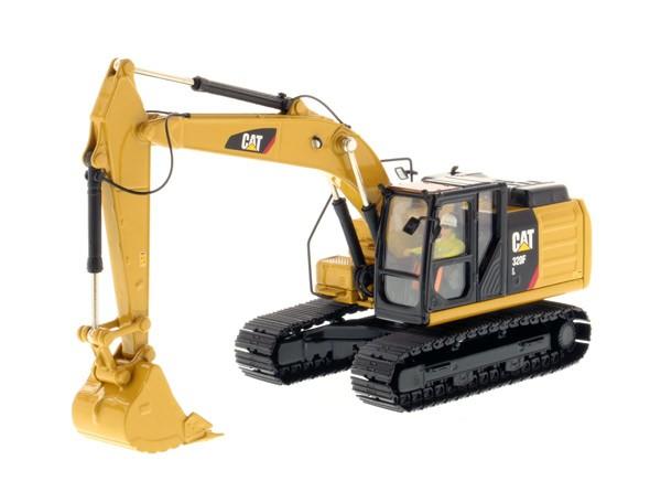 Caterpillar 320F L Hydraulic Excavator - High Line Series