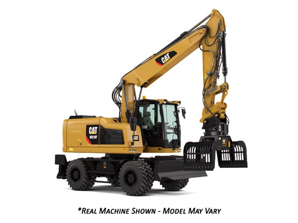 Caterpillar M318F Wheeled Excavator
