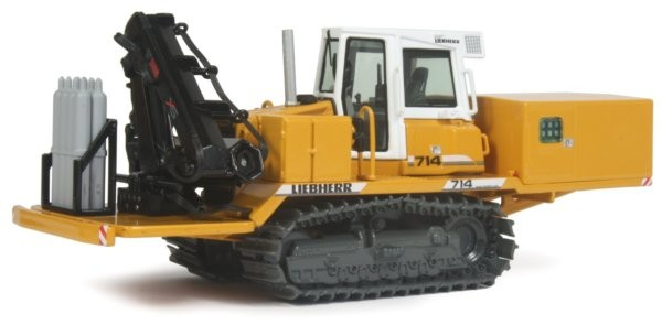 Liebherr SR 714 tracked mobile welding machine