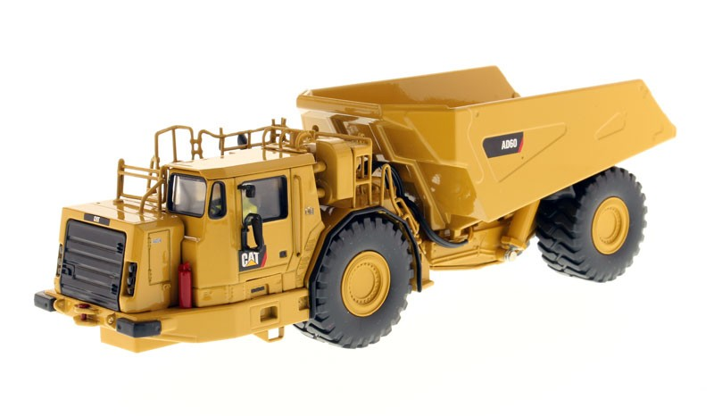 Caterpillar AD60 Articulated Underground Truck - High Line Series