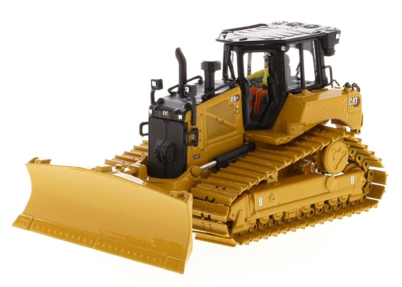 Caterpillar D6 XE LGP Track-Type Tractor Dozer with VPAT Blade - High Line Series-PREORDER