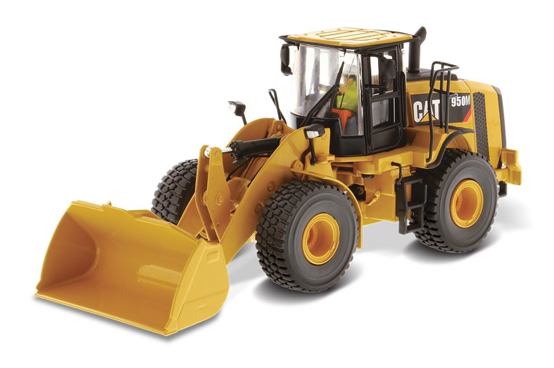 Caterpillar 950M Wheel Loader - High Line Series